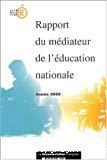 Rapport du médiateur de l'éducation nationale. Année 2000.