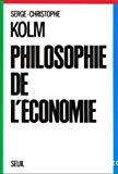 Philosophie de l'économie