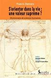 S'orienter dans la vie : une valeur suprême ? Dictionnaire des sciences humaines