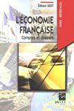 L'économie française. Comptes et dossiers. Edition 2007