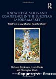 Knowledge skills and competence in the European labour market