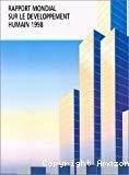 Rapport mondial sur le développement humain 1998.