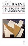 Critique de la modernité.
