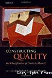 Constructing quality