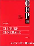 Culture générale.