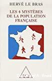 Les 4 mystères de la population française.