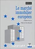 Le marché immobilier européen.
