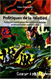 Politiques de la relation : approche sociologique des métiers et activités professionnelles relationnelles.