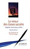 Le retour des classes sociales