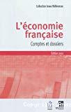 L'économie française. Comptes et dossiers. Edition 2012