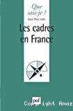 Les cadres en France.