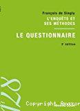 L'enquête et ses méthodes : Le questionnaire