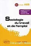 Sociologie du travail et de l'emploi