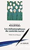 Les métamorphoses du contrôle social