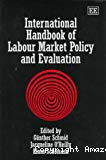 International handbook of labour market policy and evaluation.