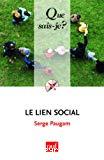Le lien social.
