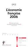 L'économie française 2006.