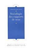 Sociologie des rapports de sexe.