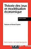 Théorie des jeux et modélisation économique.