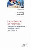 La recherche en réformes