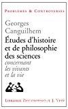 Etudes d'histoire et de philosophie des sciences.
