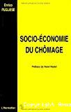 Socio-économie du chômage.