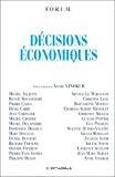 Décisions économiques.