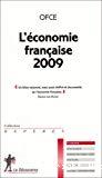 L'économie française 2009.